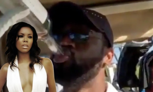 Gabrielle Union Had This To Say About D-Wade's Wine Chugging
