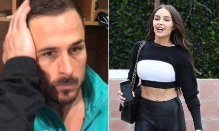Olivia Culpo Responds to Danny Amendola After Public Drama
