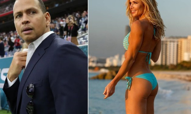 A-Rod's Ex Girlfriend Torrie Wilson Was Inducted Into the WWE Hall of Fame