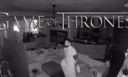 Arian Foster Reveals Epic 'Game Of Thrones' Celebration On Security Cam