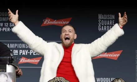 Conor McGregor Avoids Civil Lawsuit After Phone Smash Accuser Drops Charges