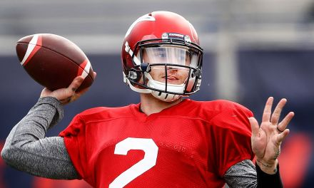 AAF Coach Says Johnny Manziel Should Get Another Shot in the NFL