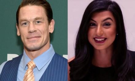 John Cena Seals the Deal with New Girlfriend Shay Shariatzadeh
