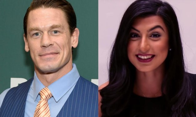 John Cena Seals the Deal with New Girlfriend Shay Shariatzadeh