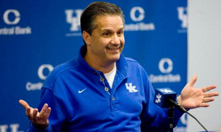 Kentucky Offered John Calipari a Lifetime Contract to Keep Him from Signing with UCLA