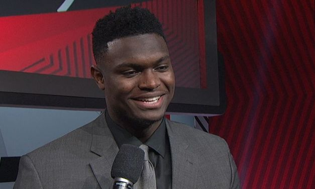 Zion Williamson Wins Wooden Award as Top Male College Player