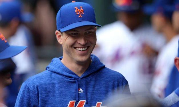 "Mets GM Brodie Van Wagenen Says Jacob deGrom's MRI was ""Good, Clean"""