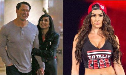 John Cena Sends out Cryptic Tweet After Ex-Fiancée Nikki Bella Saw Him With Another Woman