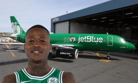 Terry Rozier Reportedly Boarded Team Plane In Uniform