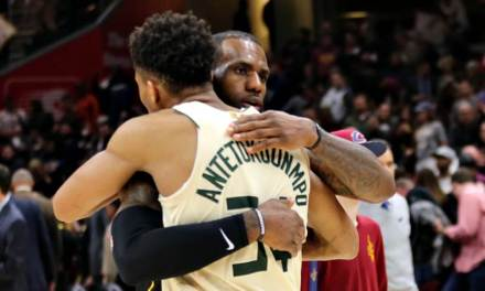 NBA Insider Thinks the Bucks Could Trade for LeBron in an Attempt to Keep Giannis