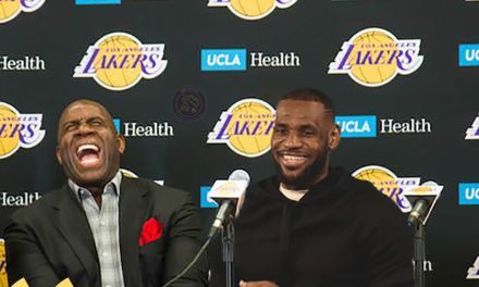 Magic Johnson Stepped Down as Lakers President of Basketball Operations