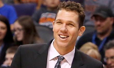 Luke Walton Already Reaches Deal to Coach Sacramento Kings