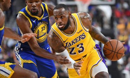be1300b6a573 LeBron James And Kevin Durant Say They ve Been Exploited Financially