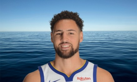 Klay Thompson Attributes His 32 Point Night to a Dip in the Pacific Ocean