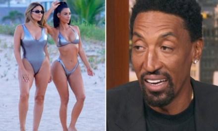 Kim Kardashian's BFF Clears Up Those Kris Humphries Rumors