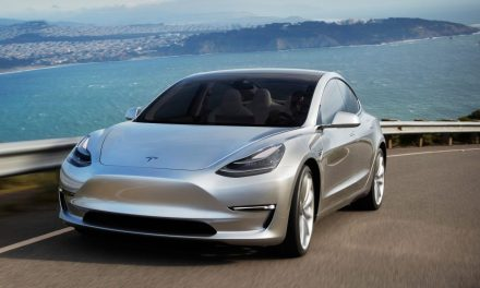 Top 5 Electric Cars of 2018