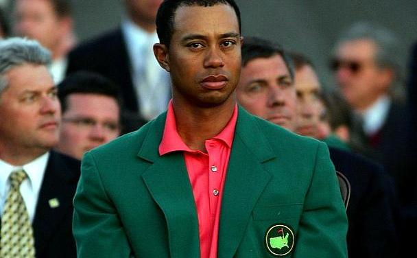 Augusta National Golf Club Has Canceled the Green Jacket Ceremony