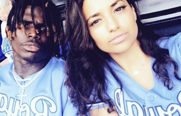 Disturbing Recording of Tyreek Hill and Crystal Espinal Discussing Their Son's Broken Arm Has Surfaced