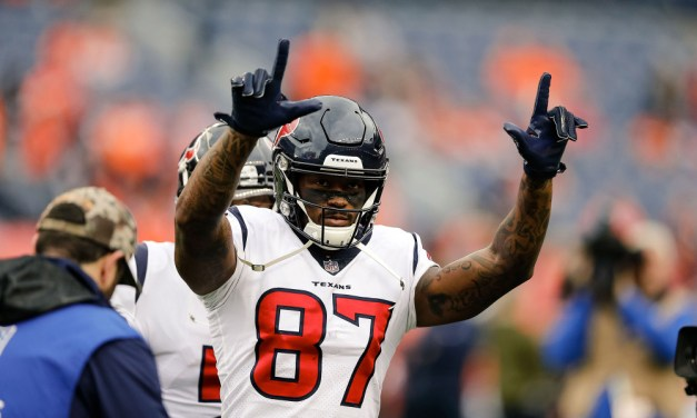 Patriots Sign WR Demaryius Thomas to a 1-Year, $6 Million Deal