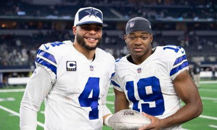 Dak Prescott and Amari Cooper Were Savagely Booed at the Duke Michigan State Game