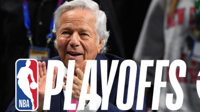 Robert Kraft Was In Attendance at Celtics Game to Watch a Happy Ending