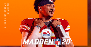 Patrick Mahomes Named 'Madden 20' Cover Athlete