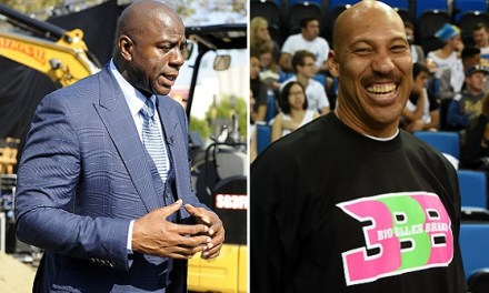 LaVar Ball Weighs In On Magic Johnson and the Current State of the Lakers