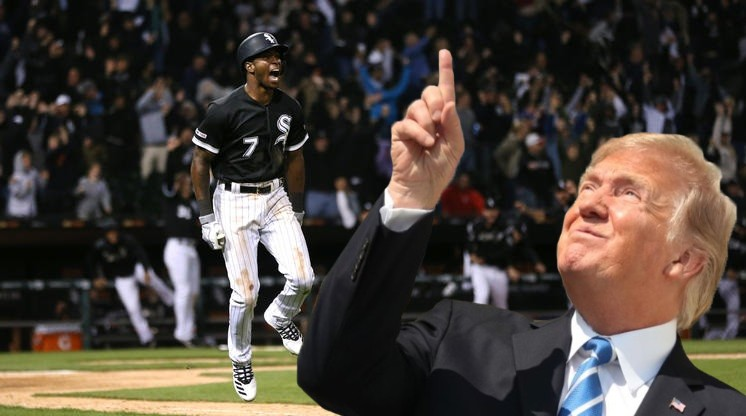 Tim Anderson Calls it How He Sees It with Baylor's White House Visit
