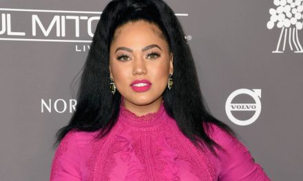 Ayesha Curry is Not Happy That No Men Slide into Her DM's