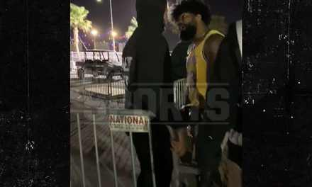 Ezekiel Elliott was Handcuffed at the EDC Music Festival in Las Vegas after an Altercation with a Security Guard