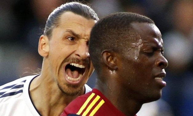 Zlatan Ibrahimovic Banned For Two Games After Grabbing Opposing Goalie by the Throat