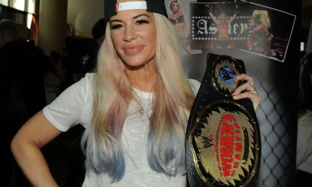 Late WWE Star Ashley Massaro's Dying Wish Revealed