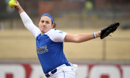 Nicole Newman Sets NCAA Record With 5th Perfect Game