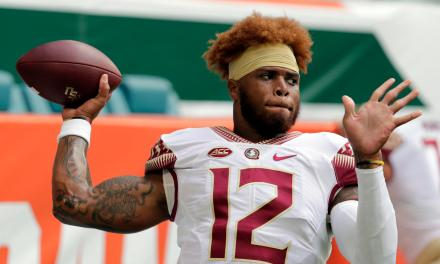 Florida Atlantic Giving Dismissed Florida State QB Deondre Francois a Second Chance