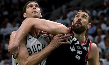 Marc Gasol Takes the Blame for the Raptors Game 2 L
