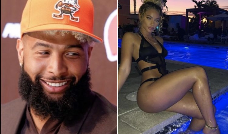 Odell Beckham Jr. Hits Back At Trolls Who Have Been Harassing His 'Girlfriend' Lolo Woods