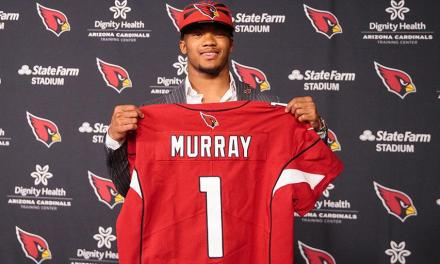 Kyler Murray Signs Fully Guaranteed Rookie Deal with Cardinals