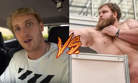 Russian Slap Champs Goes HAM at Logan Paul for Backing out of Match