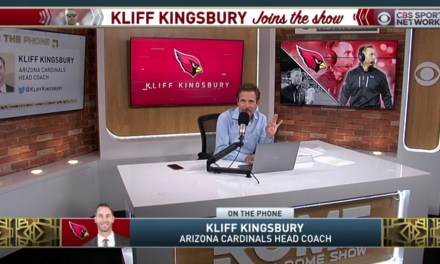 Kliff Kingsbury Talks About Finally Being Able to Coach Kyler Murray