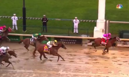 Country House Wins the Kentucky Derby after Controversial Disqualification of Maximum Security