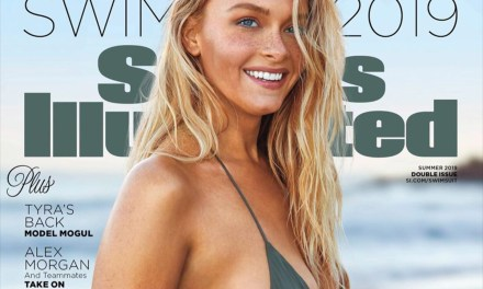 Gronk's Girlfriend Camille Kostek Landed One of the Sports Illustrated Swimsuit Covers