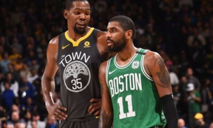 Stephen A. Smith Says There's a 95% Chance that Kyrie Irving and Kevin Durant Join the Knicks