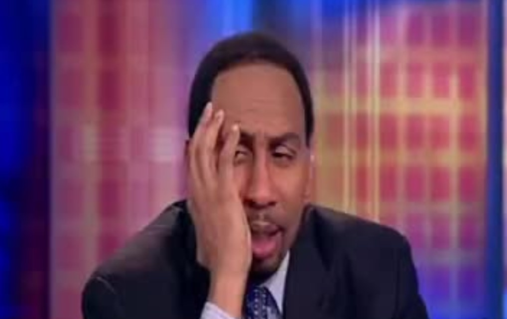 The Knicks Losing Out on the Zion Williamson Sweepstakes Broke Stephen A. Smith
