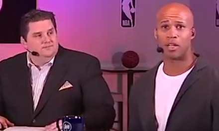 Watch Richard Jefferson Call BS on Brian Windhorst's Report About Zion Williamson Returning to Duke