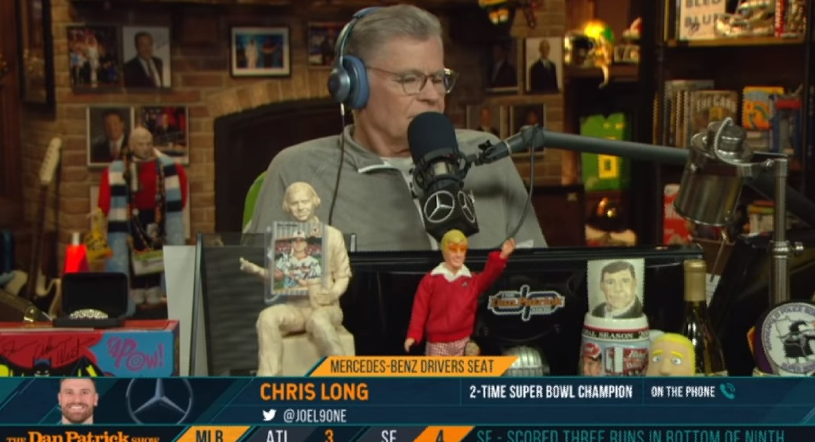 "Chris Long on Marijuana in the NFL ""I Certainly Enjoyed My Fair Share on a Regular Basis"""