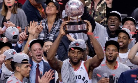 Kawhi Leonard Reportedly Considering Returning to Toronto on a Short-Term Deal