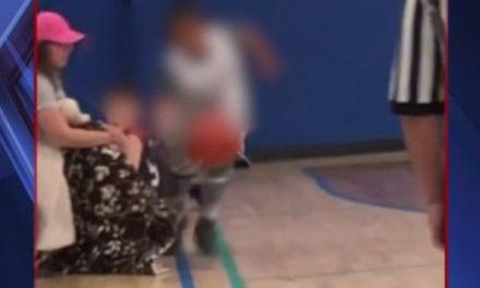 Mom Purposely Tripped a 9-Year-Old During a Youth Basketball Game