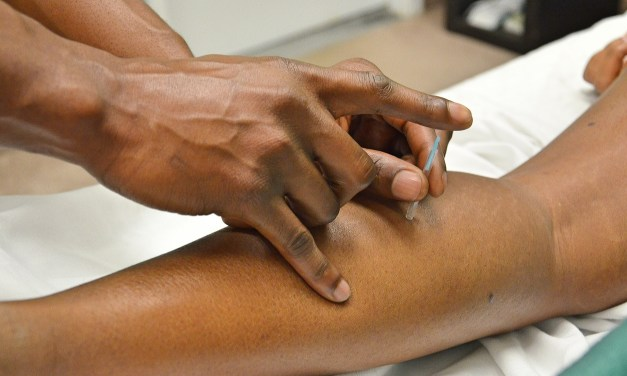 Acupuncture for athletes