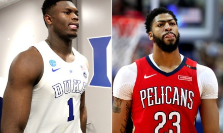 Anthony Davis Once Turned Down Zion Williamson For an Autograph?