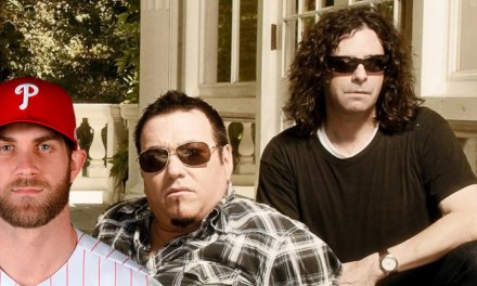 Smash Mouth Takes a Shot at Bryce Harper and Philadelphia